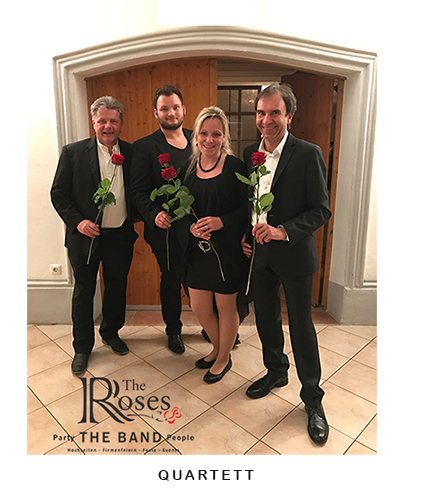 The Roses Band - Quartett